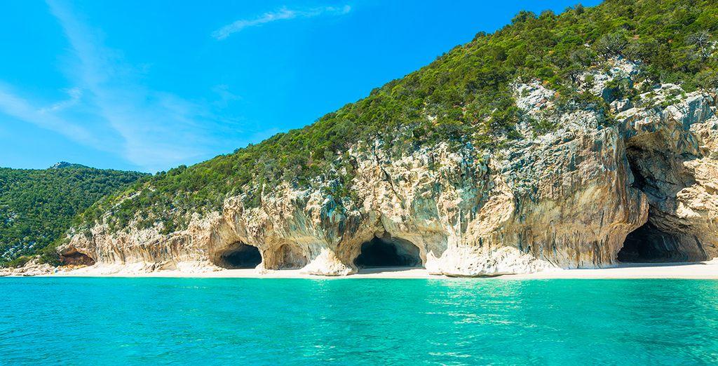 Et sur les plus belles plages de l'île !