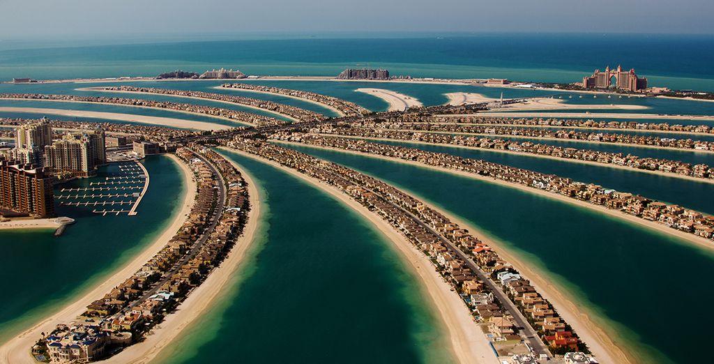 Sur l'incroyable île de The Palm à Dubaï  - Sofitel The Palm Dubai 5* Dubai