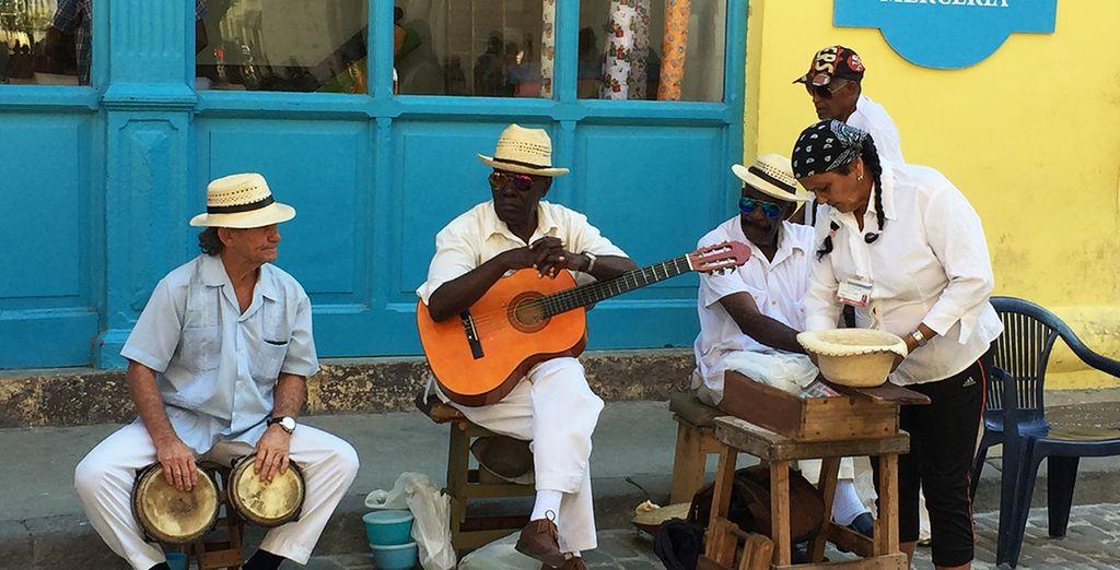 Les rythmes cubains vous transporteront