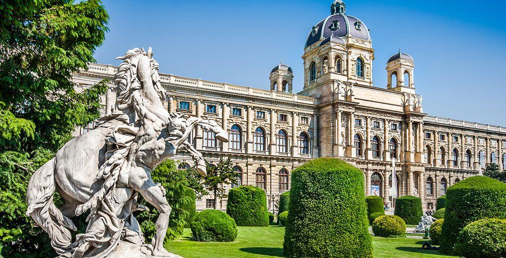 Venez vous faire envoûter par la magie de Vienne