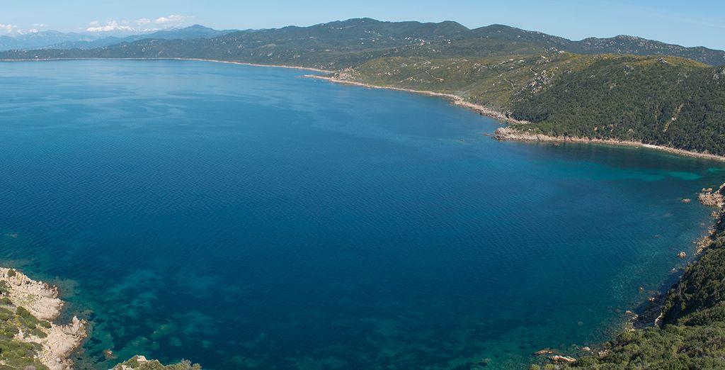 Bienvenue en Corse !
