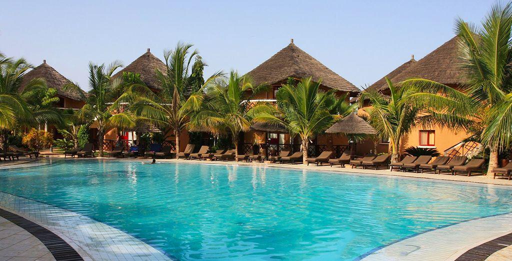 Bienvenue au Lamantin Beach Resort & Spa ! - Le Lamantin Beach Resort & Spa 5* Saly
