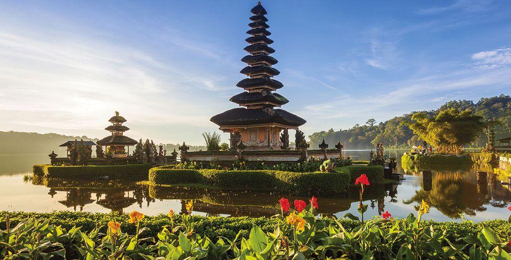 Partez à la découverte de Bali