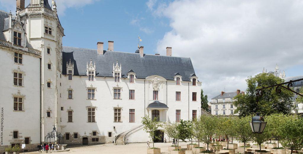 de ses châteaux historiques