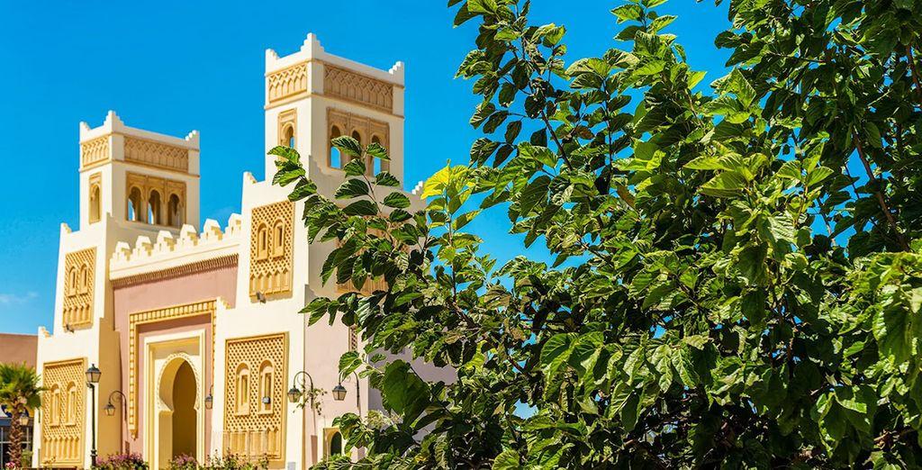 Pour un voyage inoubliable au Maroc oriental...