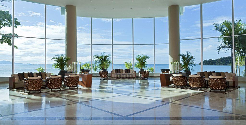 Voilà ce que vous propose le majestueux hôtel 5*