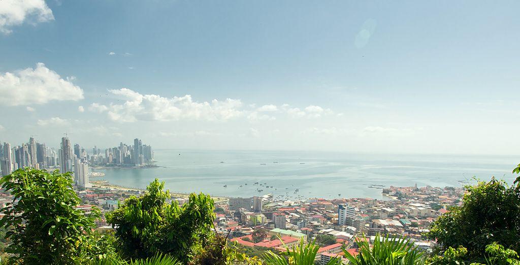 Bon séjour au Panama !