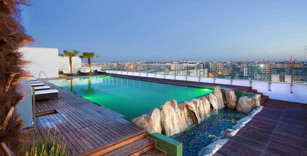 Vous rêvez d'évasion ? Bienvenue au Hilton Garden Lecce  4*