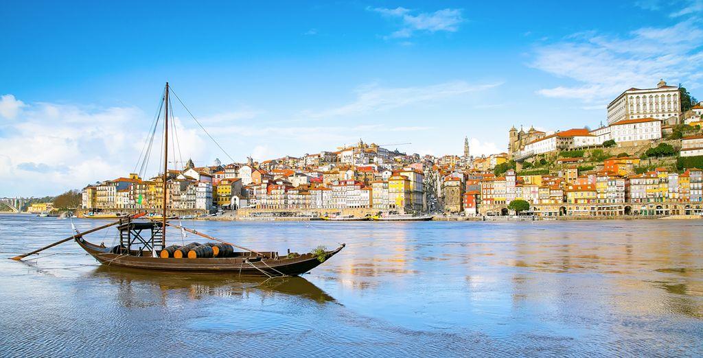 Offrez-vous une escapade découverte - Hôtel Crowne Plaza Porto 5* Porto