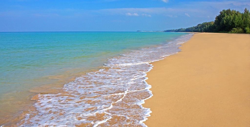 Cap sur les plages du sud avec au choix un duo Khaolak/Krabi...