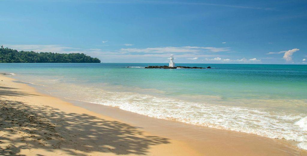 A quelques minutes de la plage
