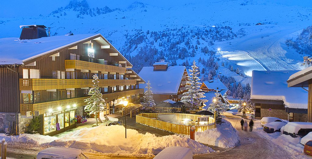 Bonnes vacances dans les Alpes du Nord !