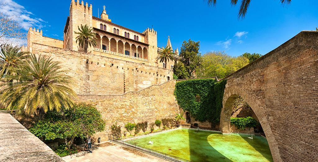 Et découvrez les merveilles culturelles de Majorque