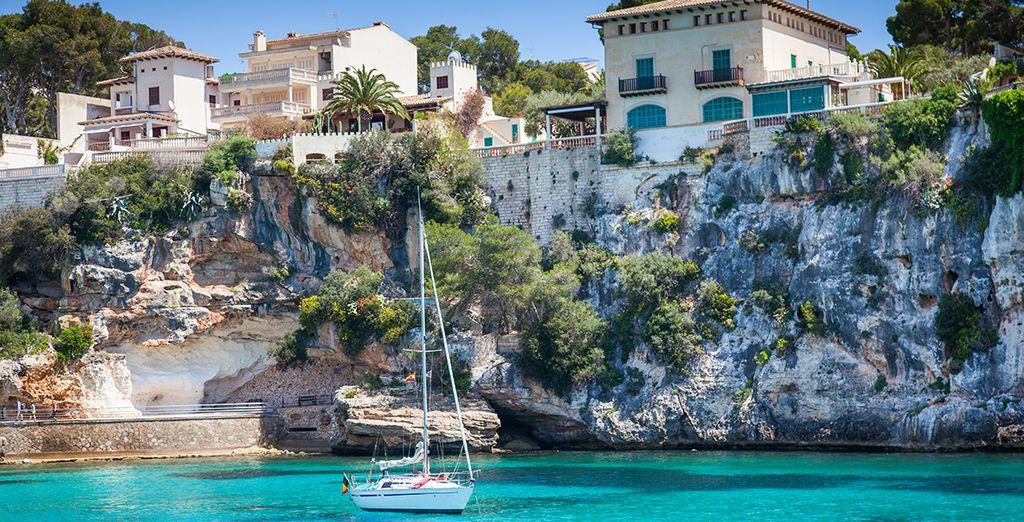 Bon séjour à Majorque !