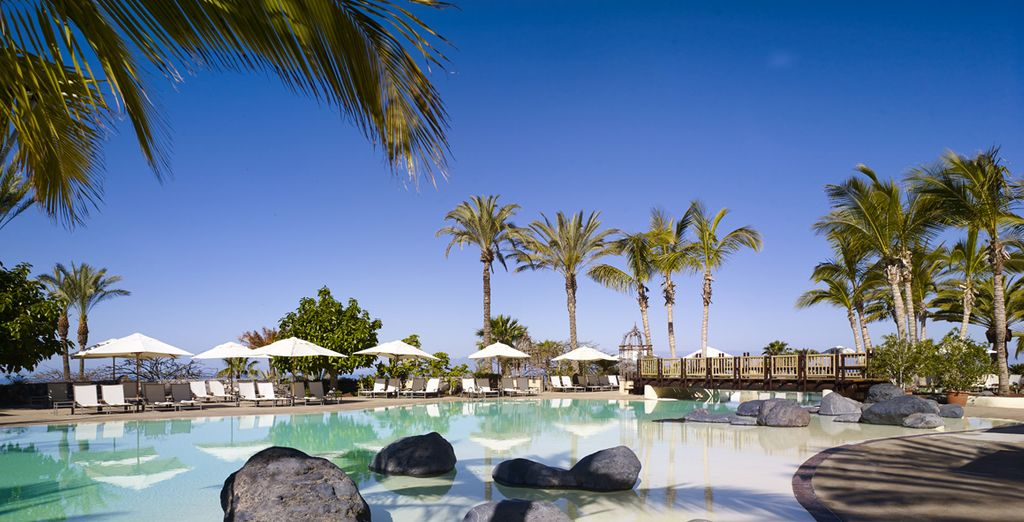 Bienvenue au Ritz Carlton Abama Golf & Spa Resort