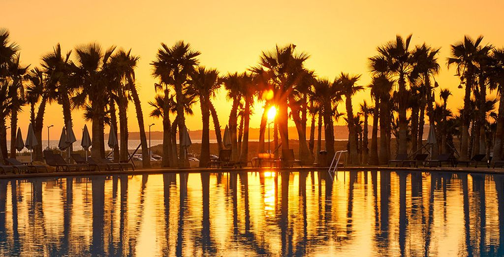 Bon séjour en Algarve !