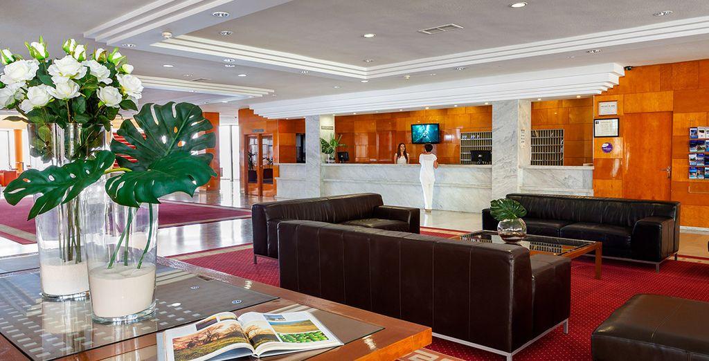Découvrez un hôtel plein de charme