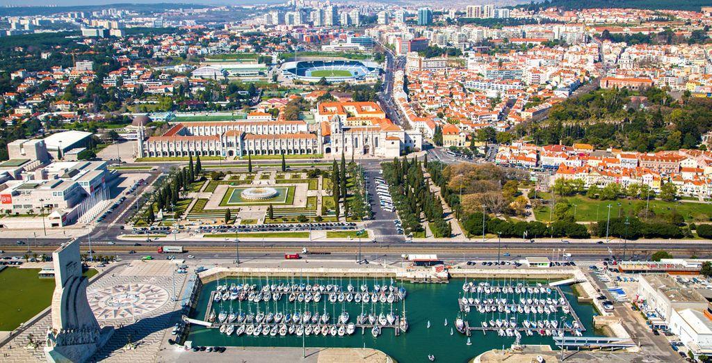 La capitale portugaise aura un tout autre visage