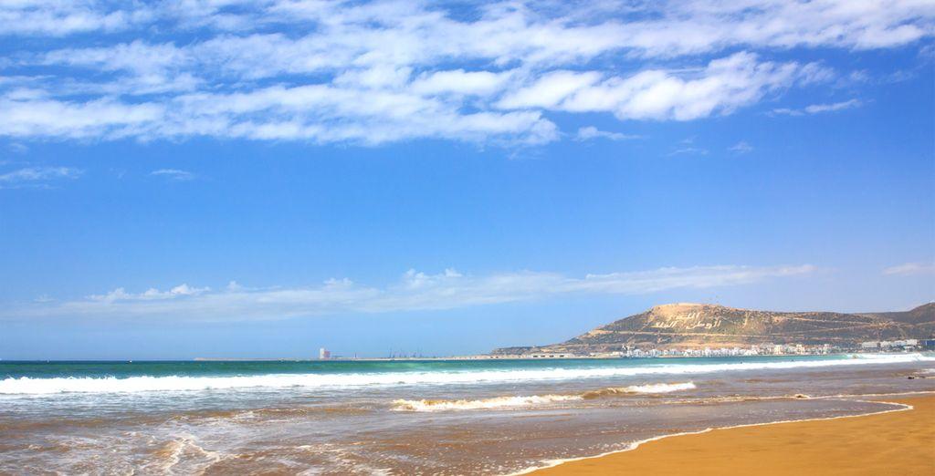 Passez un agréable séjour au Maroc !