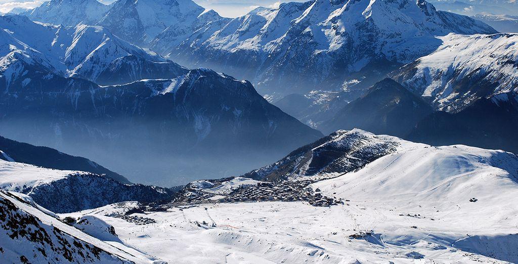 Vous allez adorer vos vacances aux sports d'hiver !