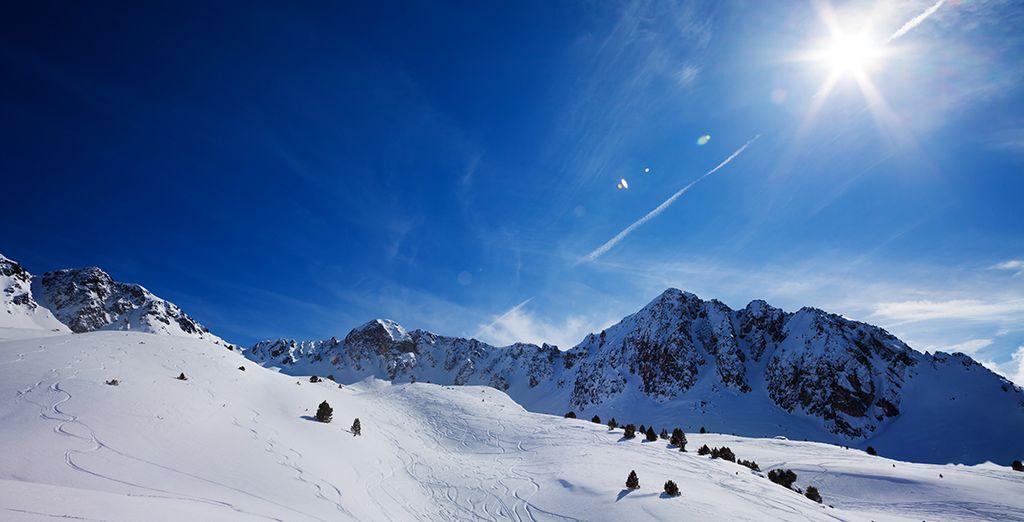 Embarquez pour un séjour de ski enchanteur...