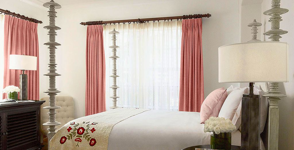 D'ailleurs nous vous y avons réservé la chambre Casa Queen