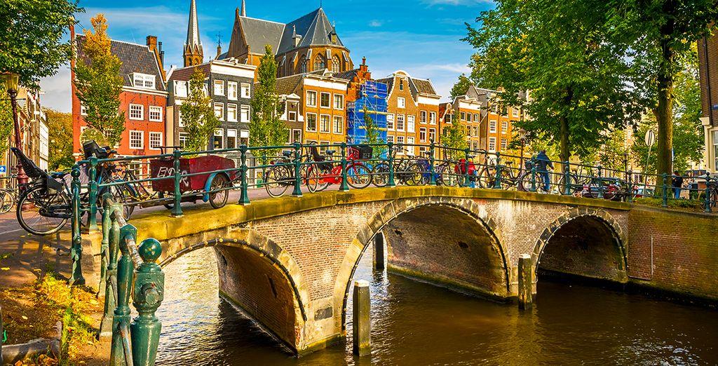 Direction Amsterdam !