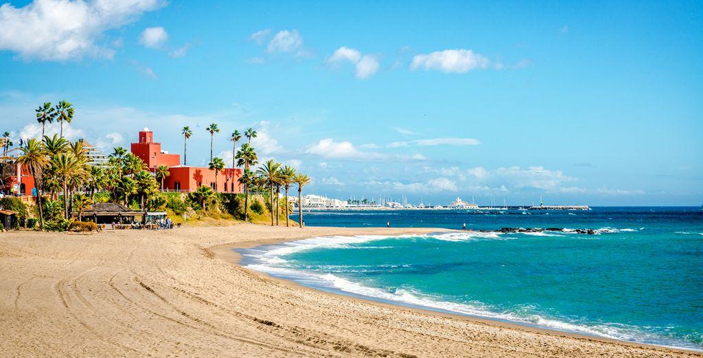 Pour les amateurs de soleil, rejoignez la Costa Del Sol