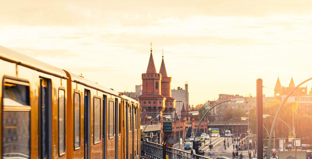 Excellent séjour à Berlin