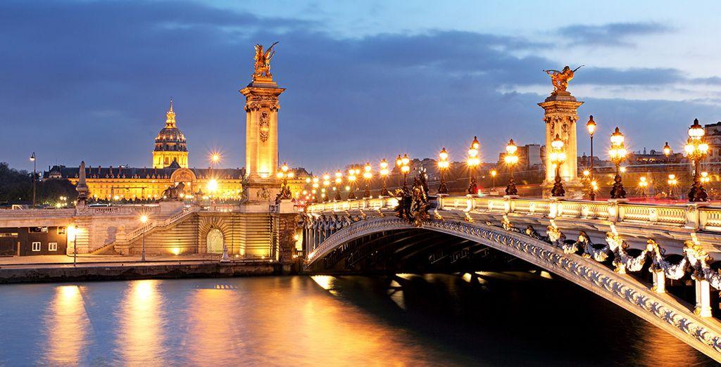 Découvrez Paris sous ses plus beaux attraits