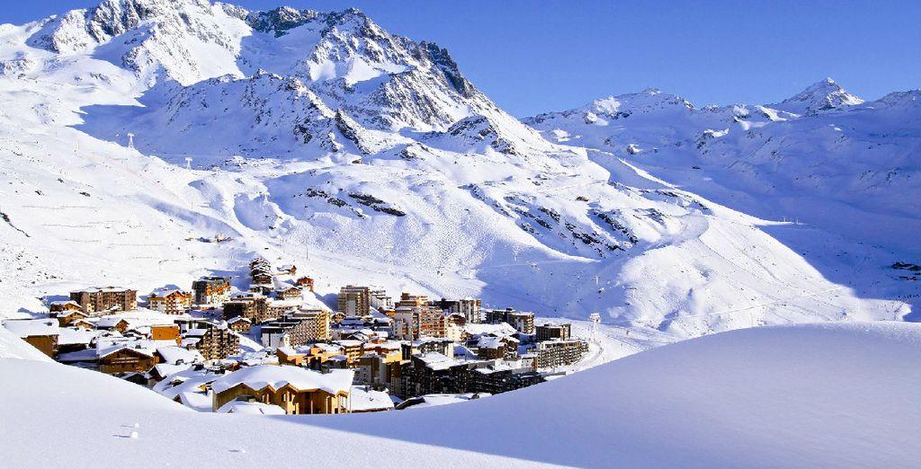Vous recherchez un domaine skiable d'exception pour vos vacances aux sports d'hiver ?