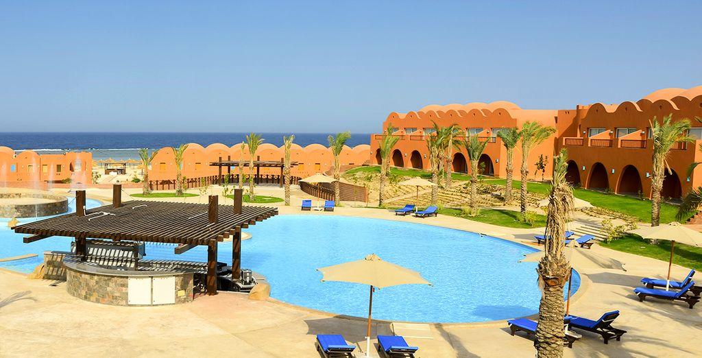 Pour vos prochaines vacances, direction l'Egypte !