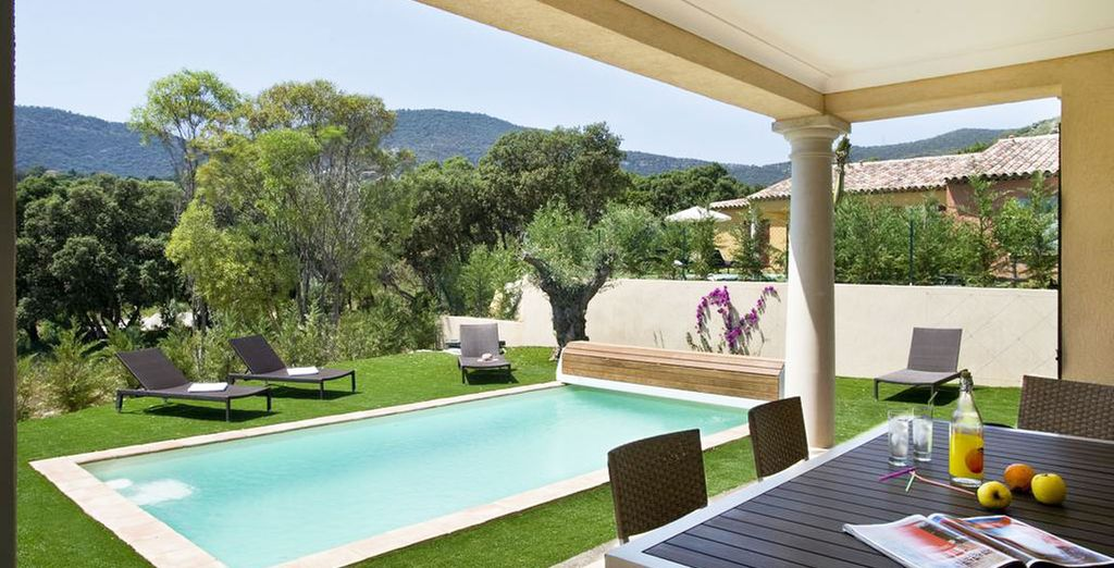 Avis villas estivel le domaine de l 39 eilen voyage priv - Voyage sans supplement chambre individuelle ...