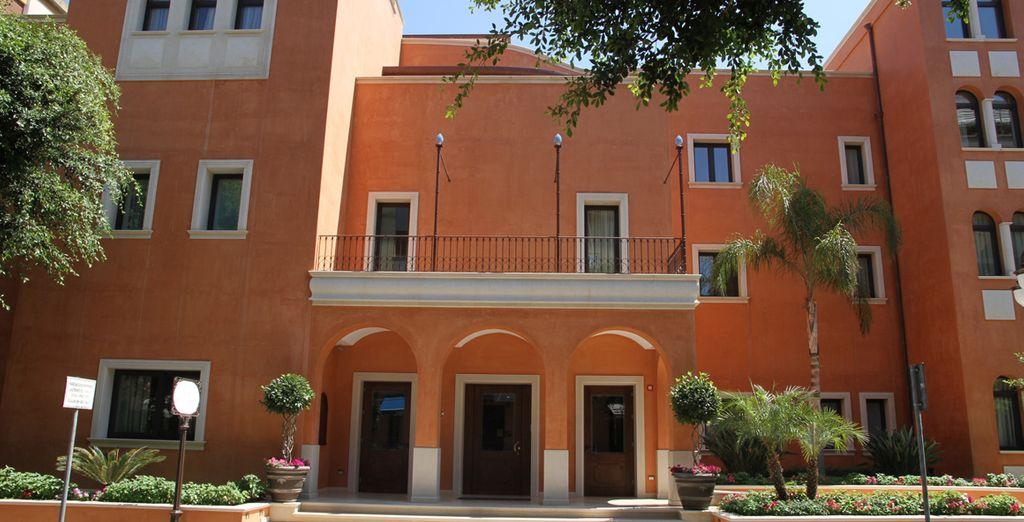 A l'hôtel Artemis, un ancien couvent rénové