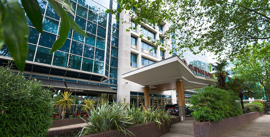 Hotel Clayton Londres