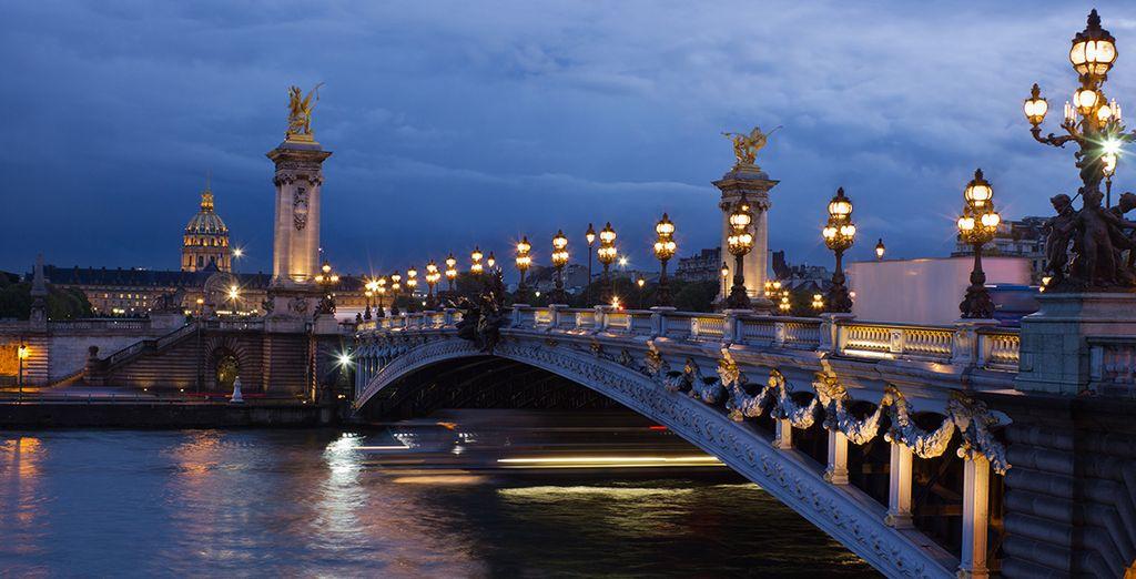 Tout comme les innombrables ponts