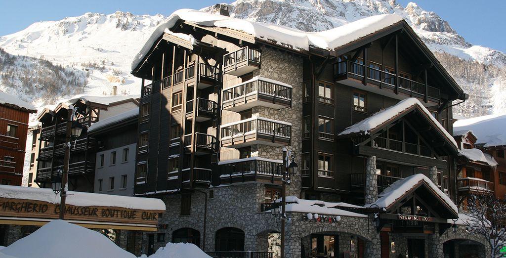 Val d'Isère avec Voyage Prive