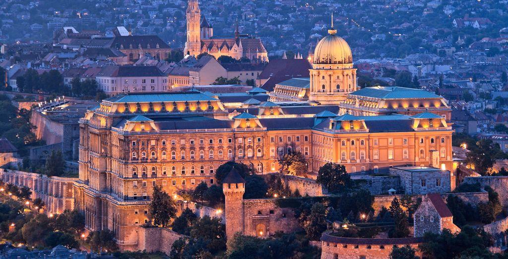 Vous n'avez pas fini d'être charmé par la somptueuse capitale hongroise !
