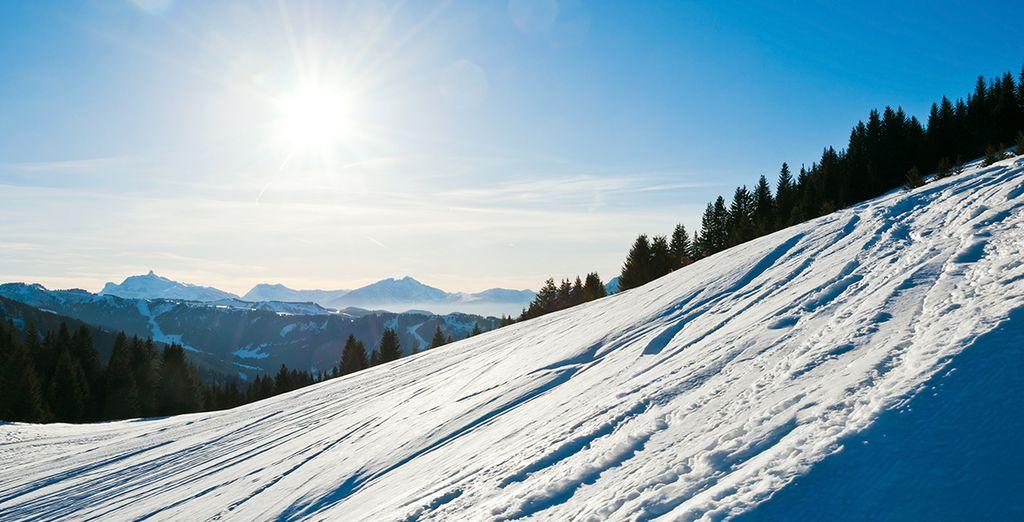 Passez un excellent séjour dans les Alpes !