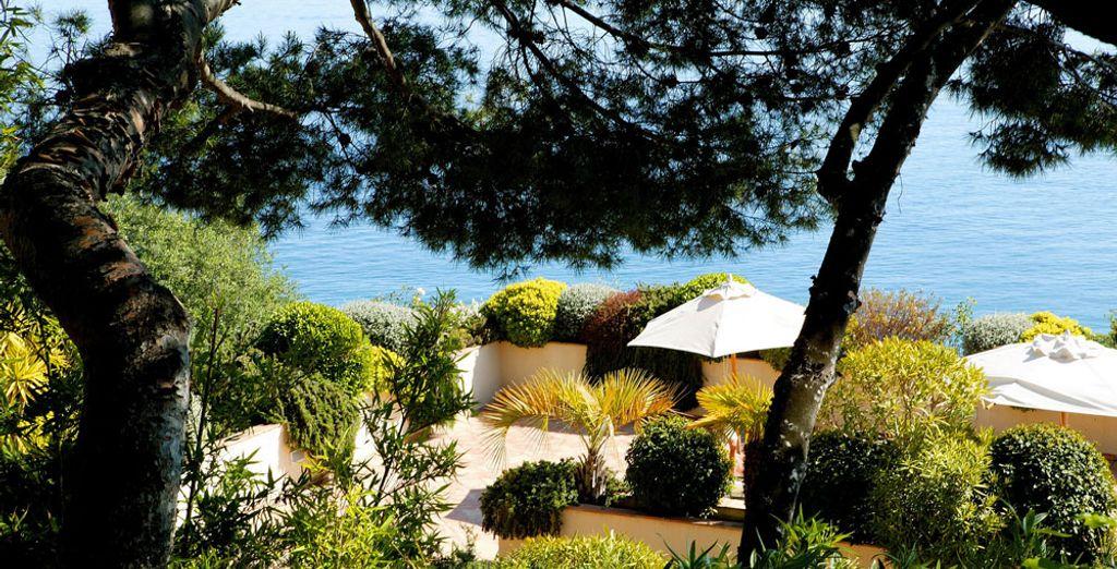 Bienvenue à l'hôtel La Pérouse 4*