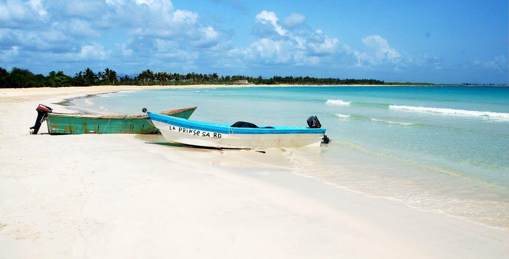 Partez en excursion sur l'île de Saona