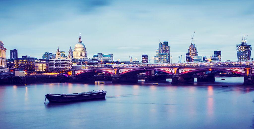 Excellent séjour dans la capitale anglaise !
