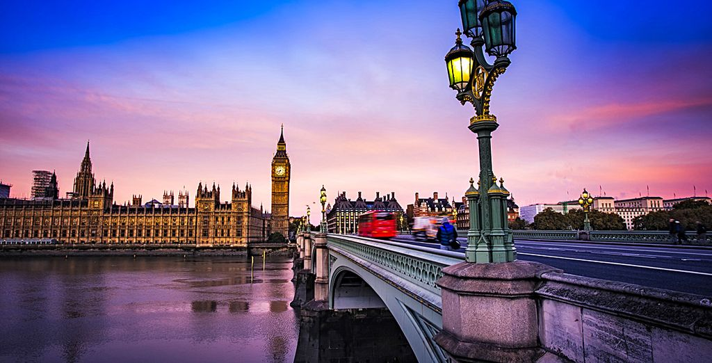 Idéalement situé à Londres