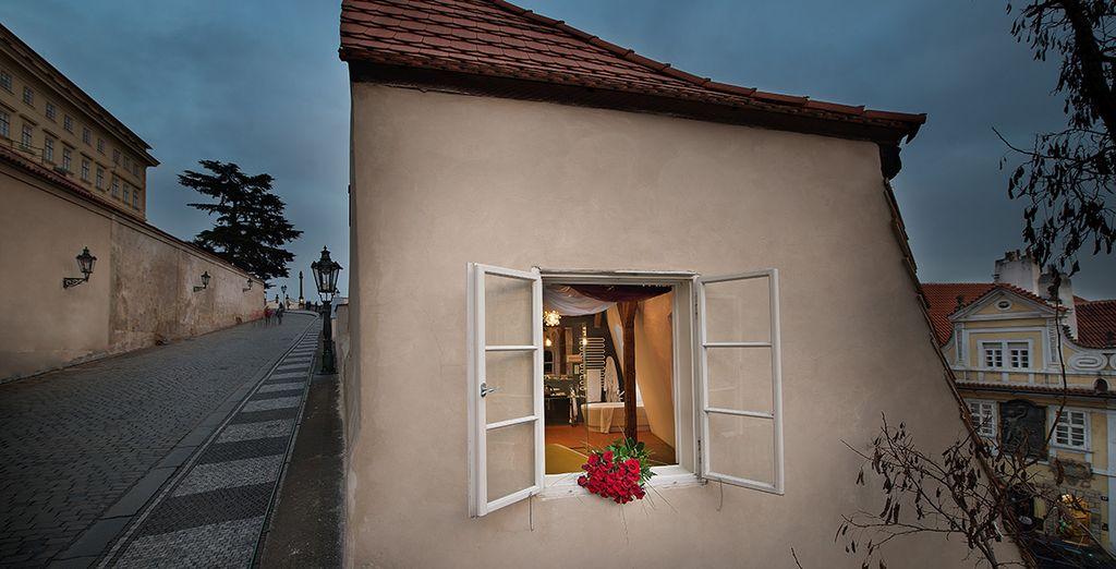 Poussez les portes du Neruda design hôtel