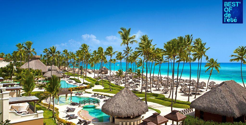 Bienvenue au Now Larimar Punta Cana...
