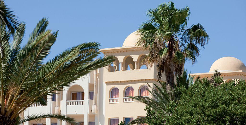 Et le Palace Hammamet Marhaba