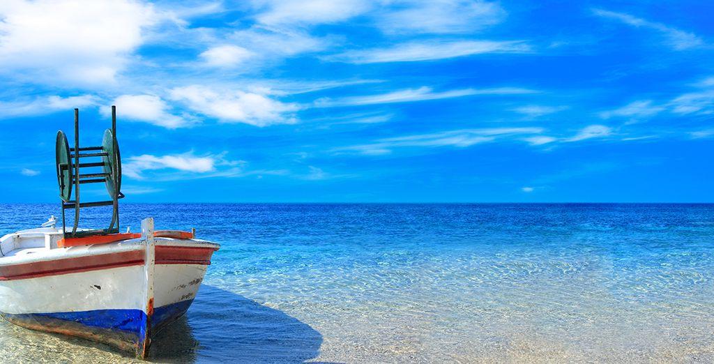 Bienvenue en Crète...