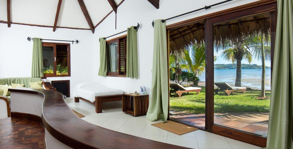 Hôtel Ravintsara 4* et Escapades dans les îles