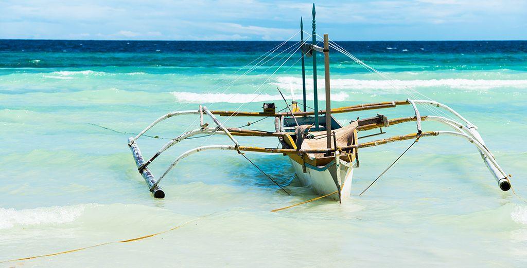 Offrez-vous une balade dans les nombreuses îles de l'archipel