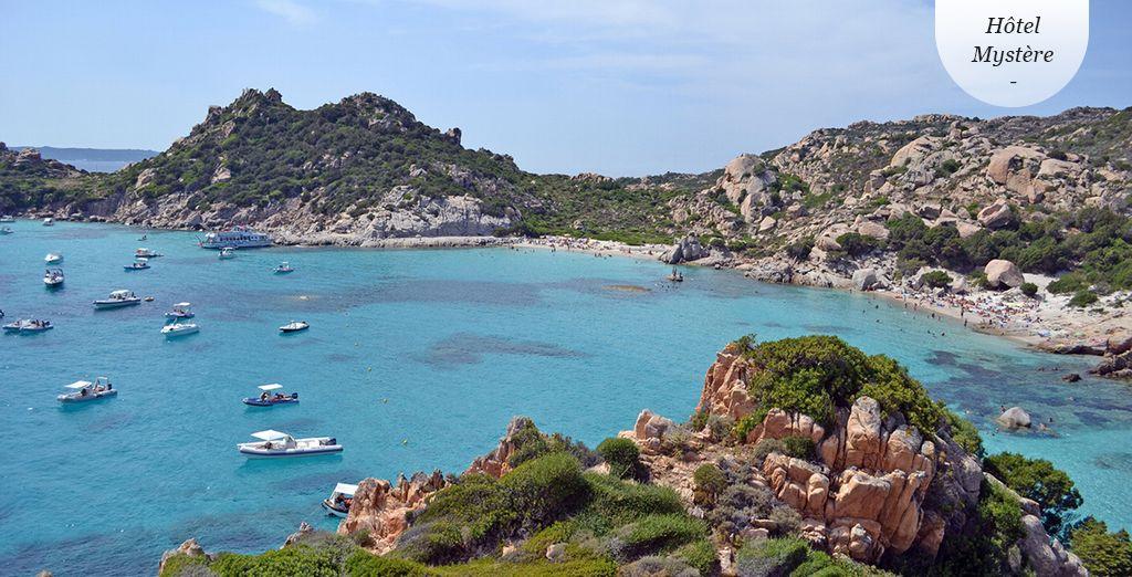 Suivez-nous en Sardaigne !